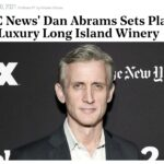 THR Dan Abrams Plans to Open Winery